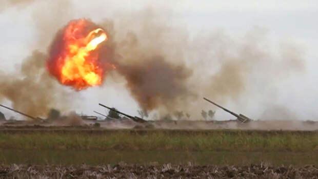 Армения заявила о новом обстреле со стороны Азербайджана