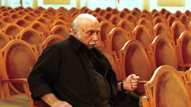 Умер композитор фильмов «Мимино» и «Кин-дза-дза!» Гия Канчели