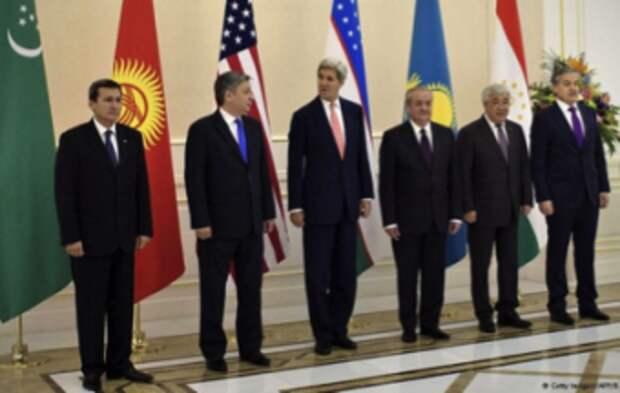 Стратегические «аппетиты» американцев в Центральной Азии