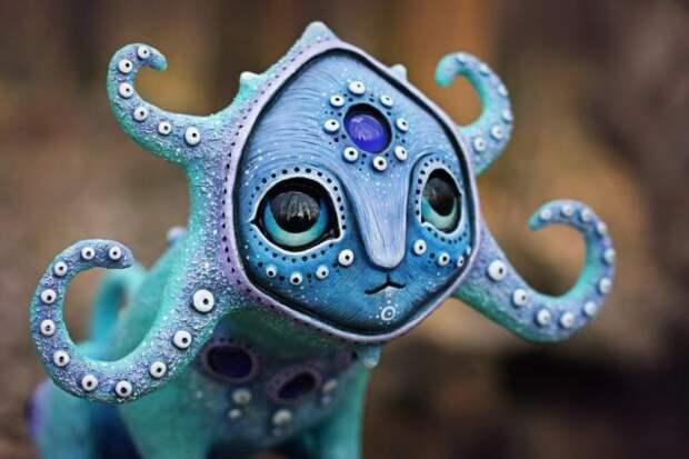 Вселенная краказябров Марьяны Копыловой