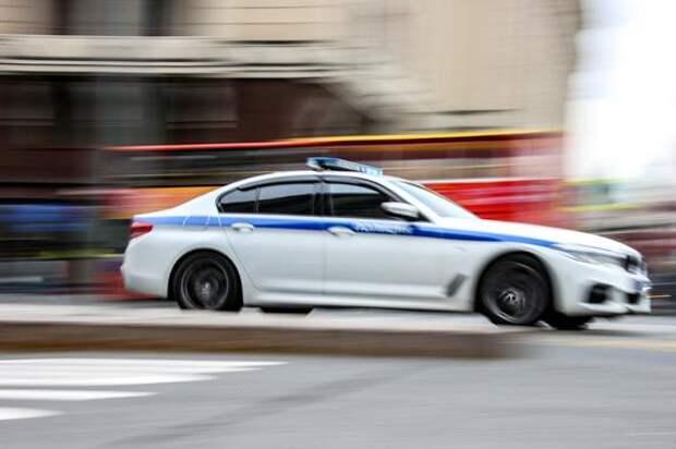 МВД и СКР установят причину, почему старший лейтенант полиции ушёл из жизни около здания посольства Туркменистана в Москве