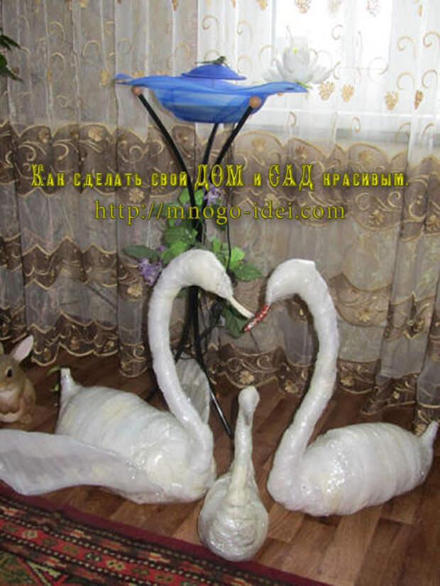 Вы хотите сделать птиц своими руками?Вот такие птицы, сделанные своими руками, могут поселиться в вашем саду или на даче.