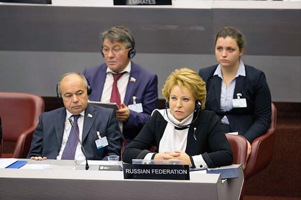 Две трети парламентариев мира против антироссийских санкций