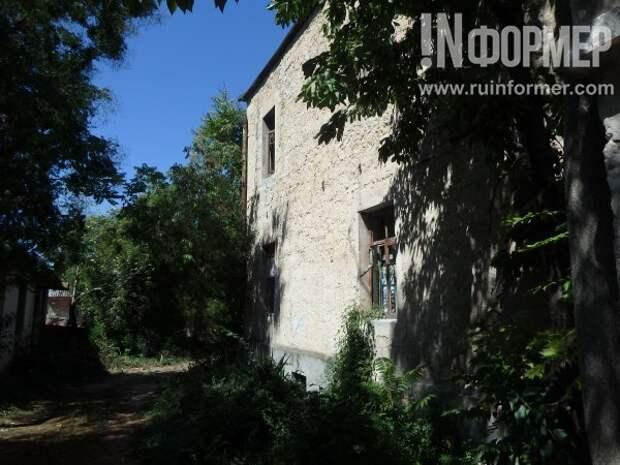 Единственный дом с привидениями в Севастополе