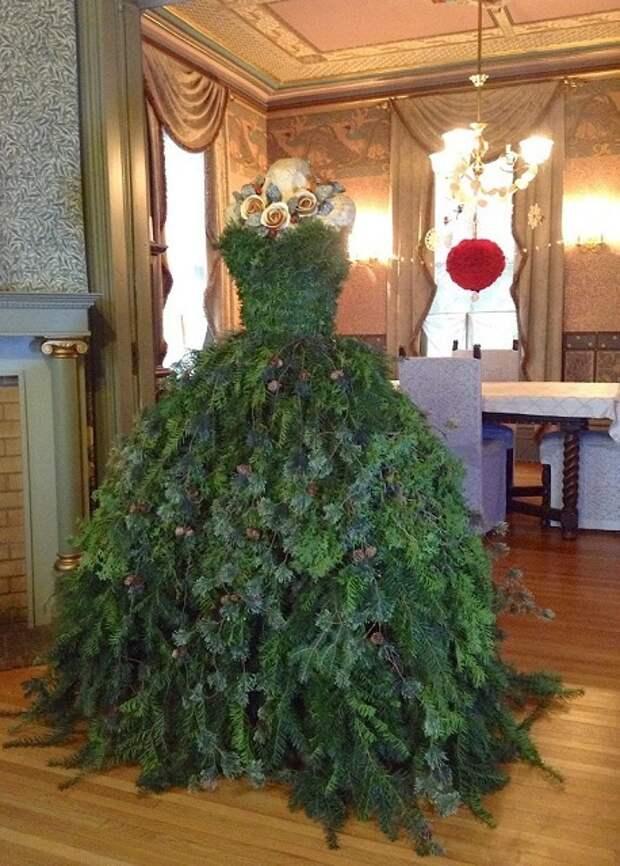 Лучшие идеи по оформлению новогодней елки для тех, кто устал от традиционных игрушек