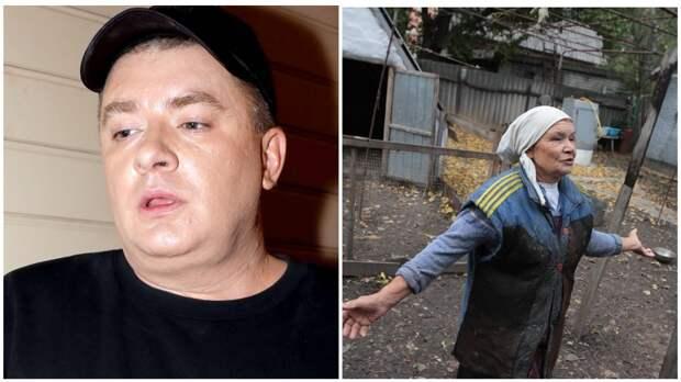 Настоящая халупа: в сети показали дом мамы Андрея Данилко (Видео)