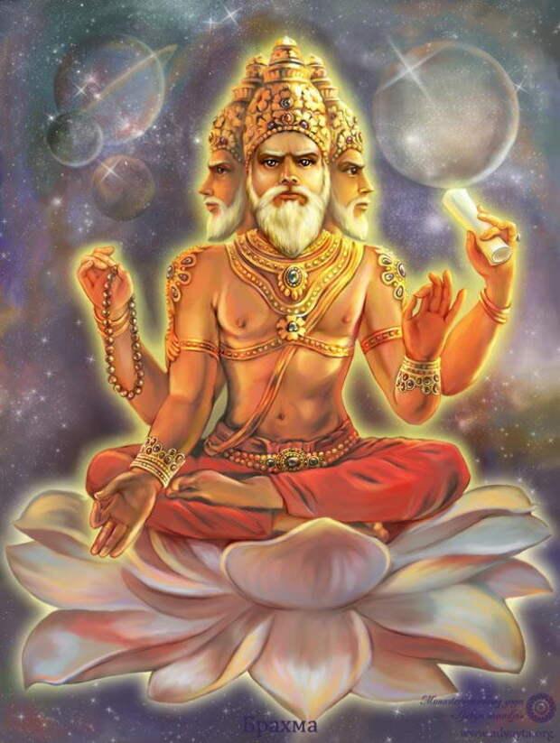 Боги Древней Индии пришли из космоса