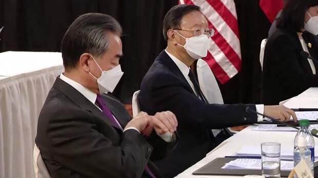 """Американо-китайские переговоры и """"пни Джо"""""""