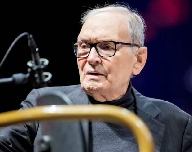 Скончался композитор Эннио Морриконе