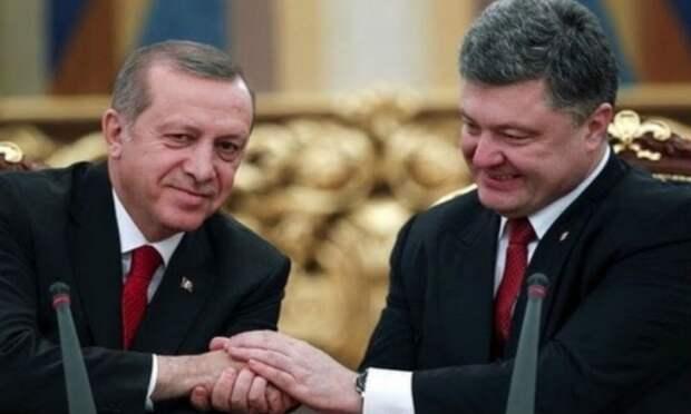 История одного ЗППП: как Эрдоган заразился от Порошенко