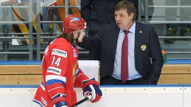 Внук великого тренера Тихонова перейдет в «Спартак»? Вместе со Знарком они брали золото чемпионата мира
