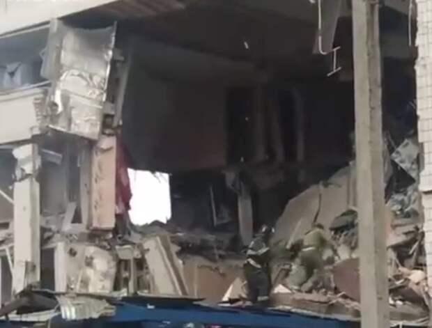 В жилом доме в Ногинске произошел взрыв газа