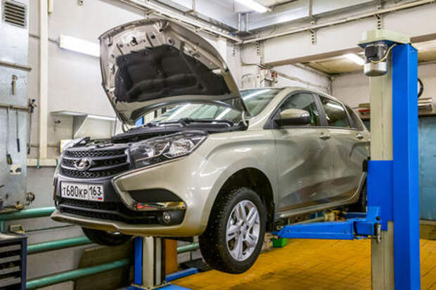 Экс-таз: как Lada XRAY показал себя в тесте на ремонтопригодность