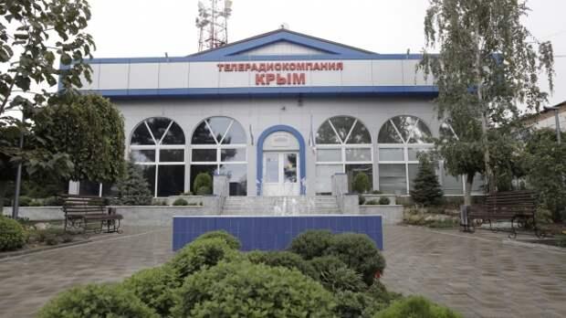 Сергей Аксёнов поздравил коллектив  ТРК «Крым» с пятилетием