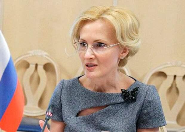 Депутат Яровая предложила ввести в школах новый предмет «Моя Россия»