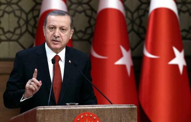 Эрдоган желает договориться