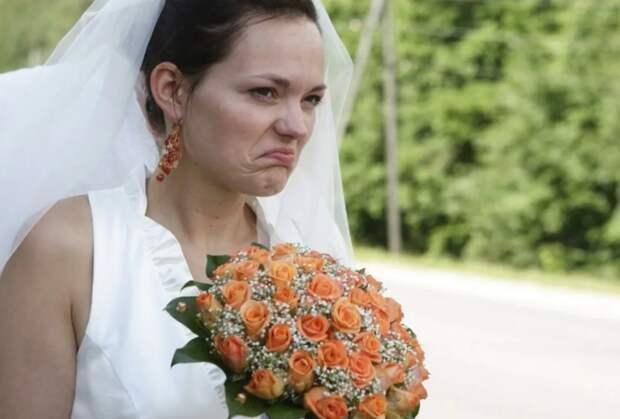 Истории про ужасных невест, которые вызовут ярость уадекватных людей