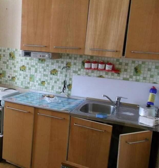 Моя старая-новая кухня