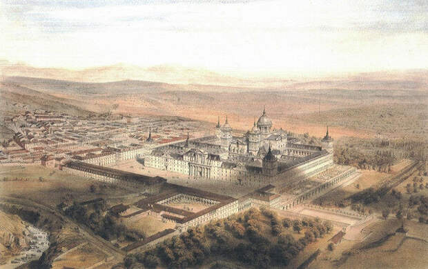 Фото взято из https://xn--80aaacvi7aqjpqei0jvae5b.xn--p1ai/ispaniya-s-vysoty-ptichego-poleta-litografii-serediny-xix-veka/