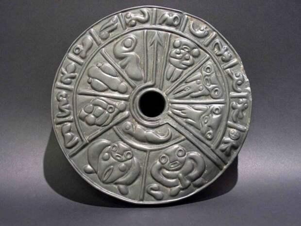 Генетический диск артефакты, древность, загадка, интересное, история, находка