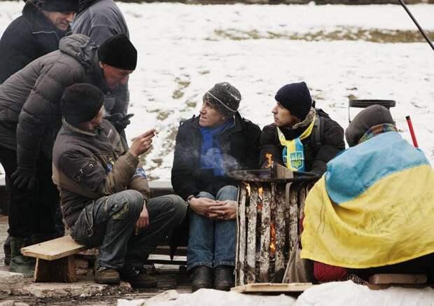 Украина скатывается в тотальную бедность