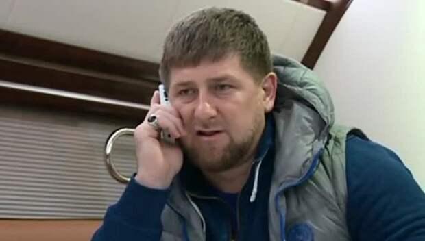 Кадыров назвал Мосийчука, расстрелявшего его фото, больным человеком