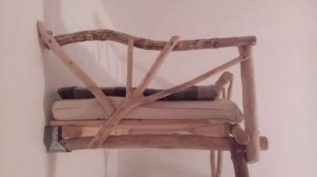 Оригинальная детская двухъярусная кровать своими руками