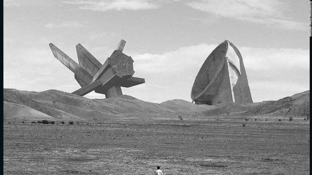 Апокалиптическая архитектура: дистопия в брутализме