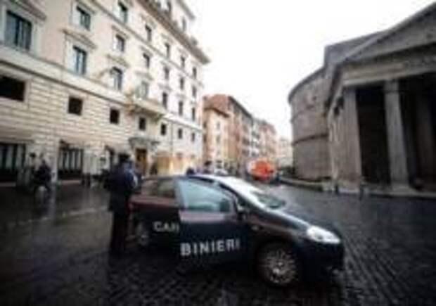 Пьяного итальянца сняли с лошади и лишили прав