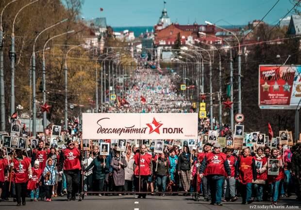 Жителя Томской области обвиняют в публикации фото Геббельса на сайте «Бессмертный полк России»