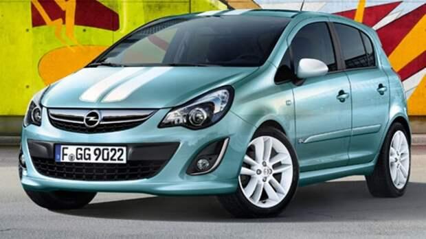 Белоруссия будет собирать Opel Corsa для России