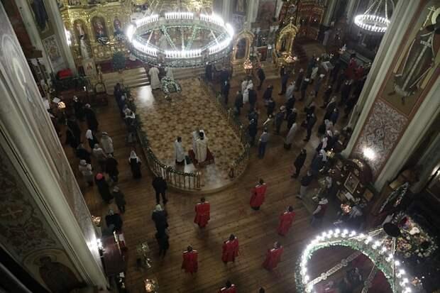 Губернатор Кубани поздравил с Рождеством Христовым
