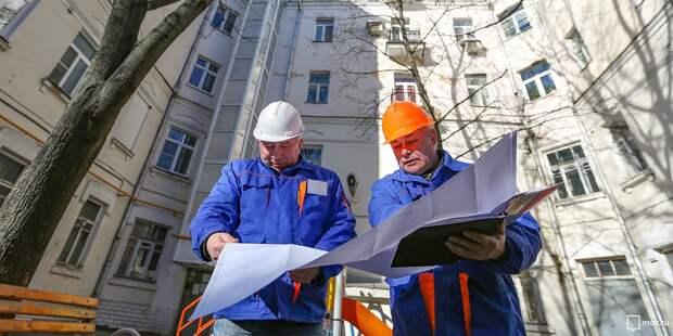 Капитальный ремонт 2-го дома в 5-м Войковском проезде планируют провести в 2024-2026 годах