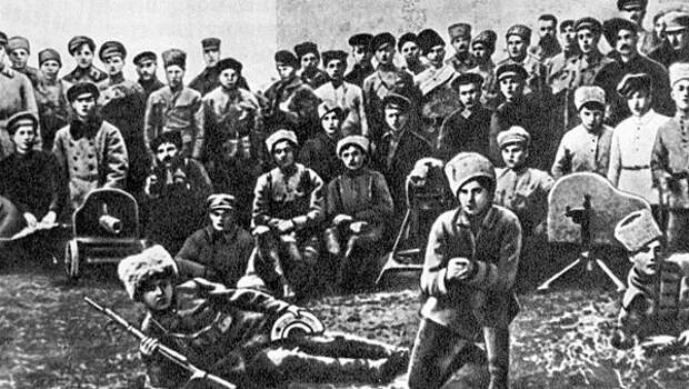 Украинский национализм от первой Рады до «Гуляйполя»