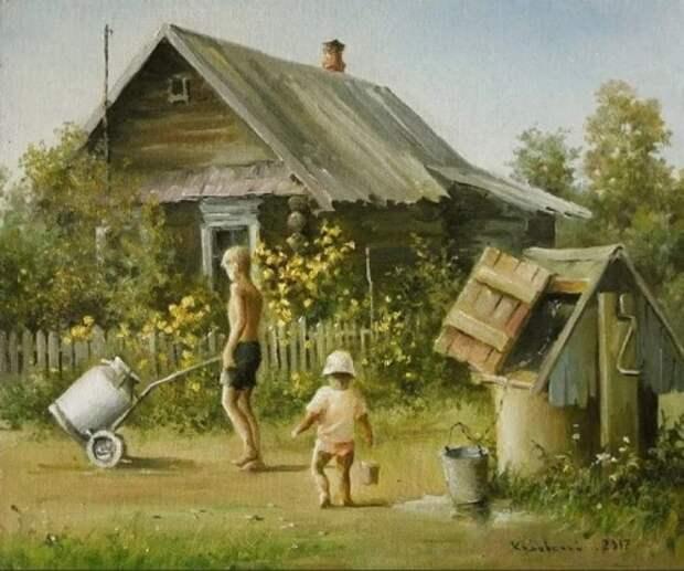 художник Владимир Краевский картины – 53