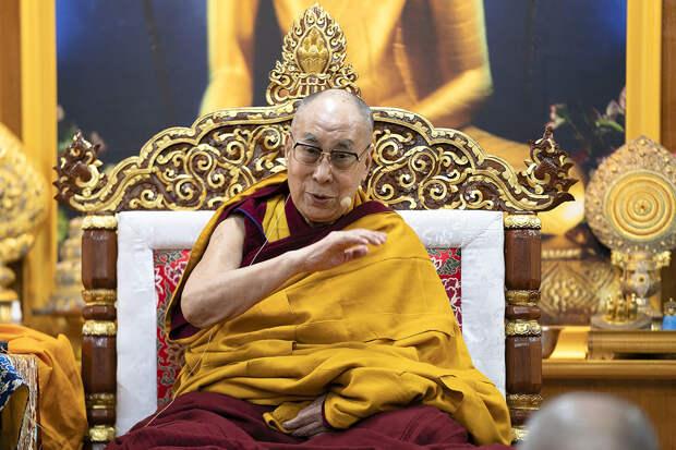 Далай-лама рассказал, как не печалиться из-за пандемии