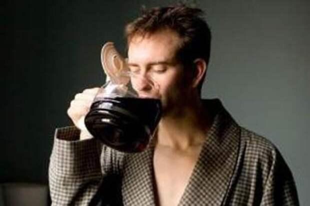 Ученые: кофе не является бодрящим напитком