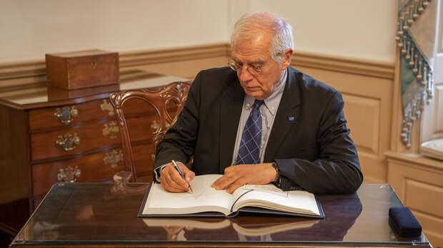 Председатель Европейского парламента Жозеп Боррель