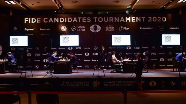 Турнир претендентов 2021: как сыграли русские шахматисты, результаты