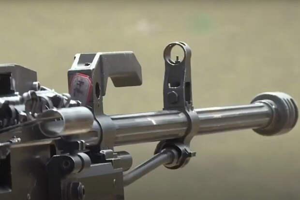 Замену знаменитому советскому пулемету КПВ создали в Китае