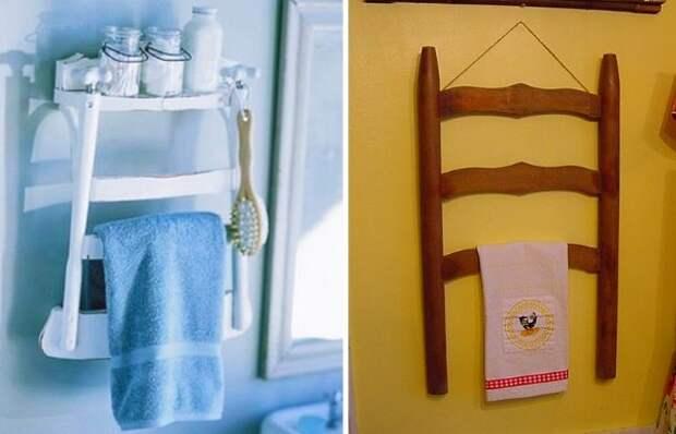 интересные идеи для дачи из старых стульев фото