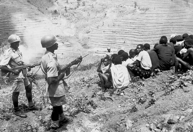 CONGO REVOLUTION 1959