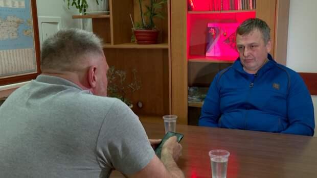 Интервью украинского агента