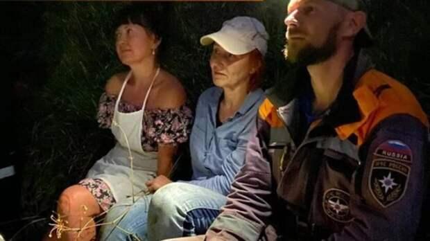 Ростовчанке, заблудившейся в горах в Сочи, потребовалась помощь спасателей