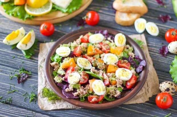 Сытное летнее блюдо. \ Фото: moreprodukt.info.