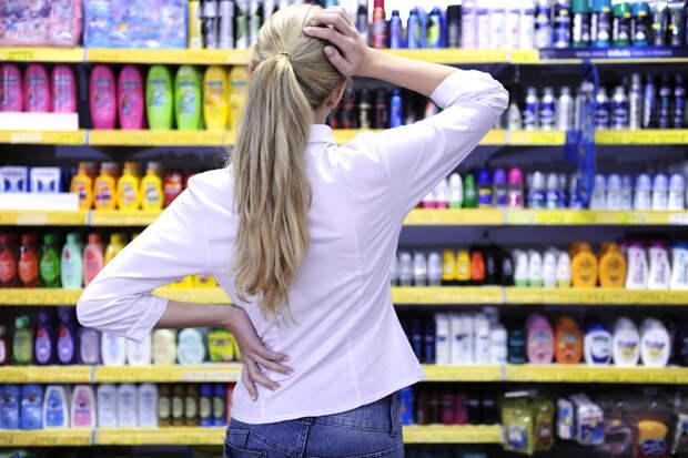 Синдром показного потребления