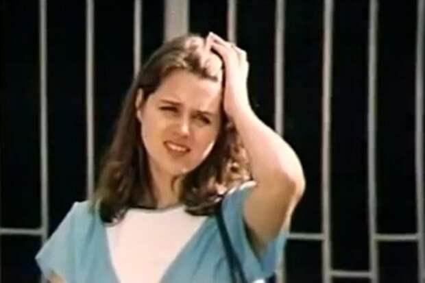 Советские актрисы: Янина Лисовская, Людка из фильма «Любовь и голуби».