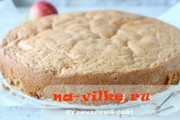 Бисквитное тесто и секреты приготовления