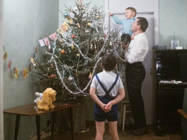 Как отмечали Новый год во времена СССР