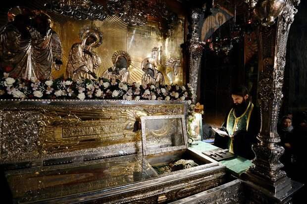 Главные реликвии в истории России